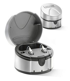 Ear plug battery
